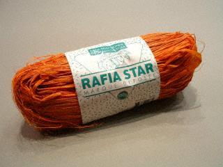 Raphia 150 gr. - color