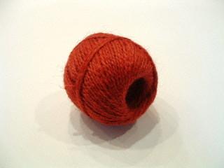 Jutetouw 2/15 - color - bollen 100 gr.