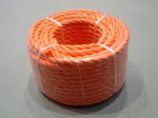 P.P. orange 10 mm. - rouleaux 30 M.