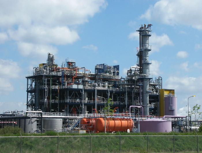 industrie petrochimique